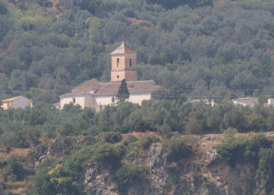 Church Pinos del Valle
