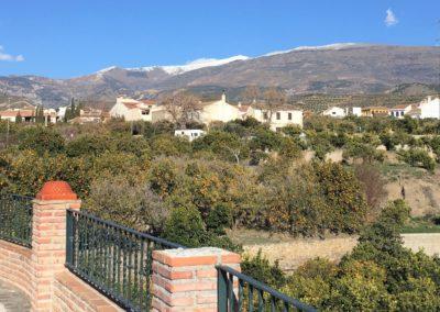 uitzicht Los Naranjos